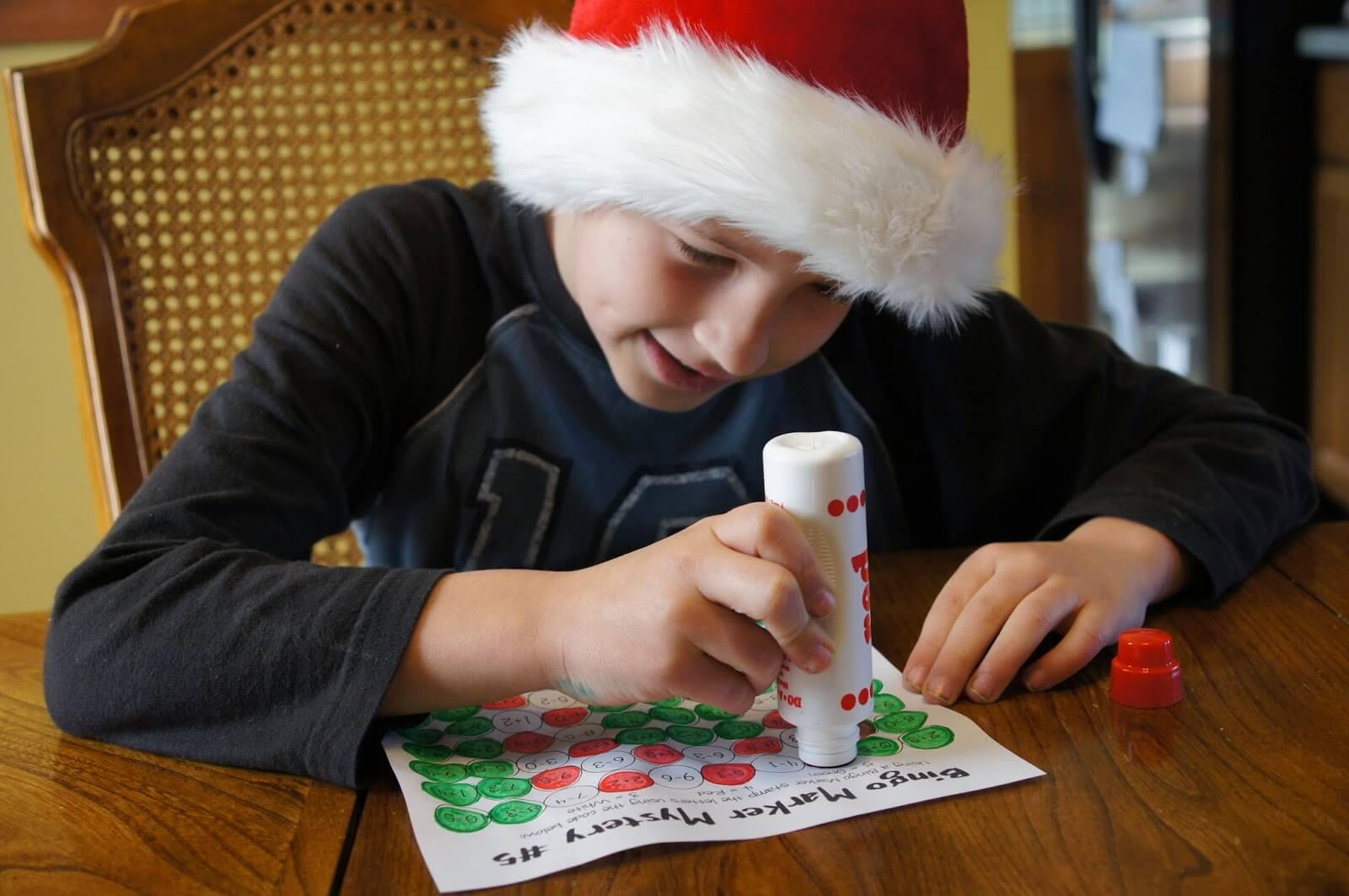 Christmas Math Worksheets make learning FUN!