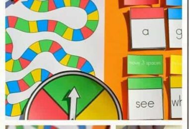 Free Sight Word Game for Kids