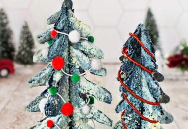 Sneak in a little holiday magic as youGrow a Christmas Tree in your kitchen! This funchristmas science experimentis fun and easy to try and only takes a few days to start seeing crystals growing on your festive tree. Use thischristmas activity for kids in December with toddler, preschool, pre-k, kindergarten, first grade, 2nd grade, and 3rd grade kids to sneak in some fun learning while still enjoying the seaons. Your kids will be impressed by this capillary action experiment that makes a really cool Christmas science project for kids.
