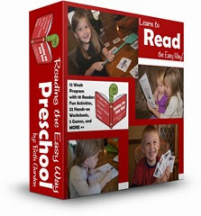 Reading the Easy Way Preschool
