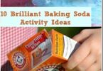 Science Experiments for Kids using Baking Soda