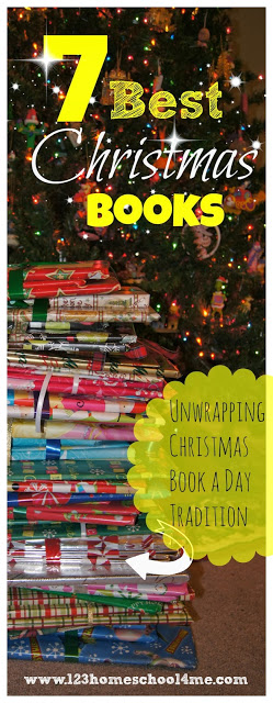7 Best Christmas Books for Families