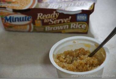 Apricot Rice Dinner Recipe