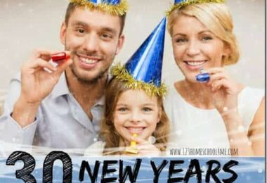 New Years Activities for Kids