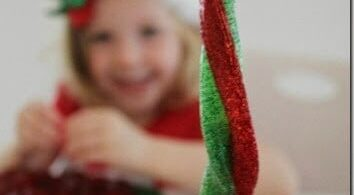 Christmas Silly Putty Recipe