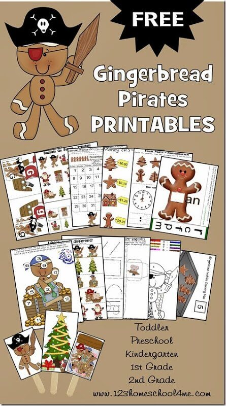 FREE-Gingerbread-Pirates-Worksheets-for-Kids