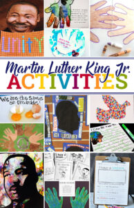 Find the perfect Martin Luther King Jr Activities, crafts, and lesson plans are perfect for celebrating martin luther king jr day for kids on January  18, 2021. These martin luther king activities are perfect for toddler, preschool, pre-k, kindergarten, first grade, 2nd grade, 3rd graders too.Use these mlk day activities to help kids learn about and remember this important historical figure.