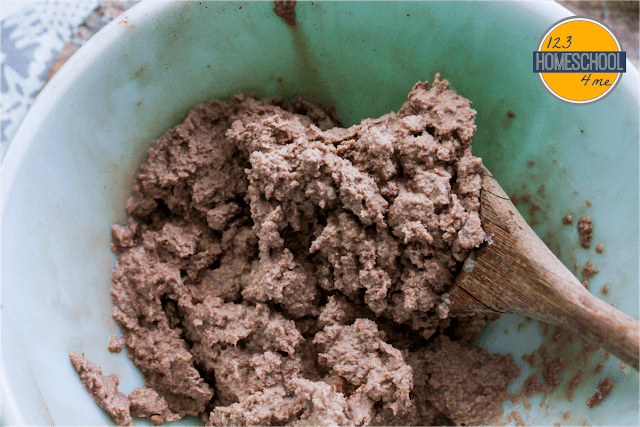 add cocoa powder to make easy chocolate snow ice cream