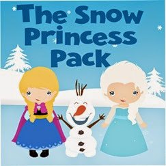 FREE Frozen Worksheets to help toddler, preschool, prek, kindergarten, first grade and 2nd grade kids have fun learning math and literacy skills