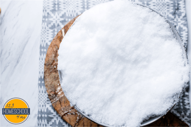 snow recipe