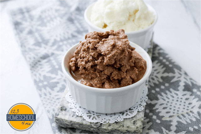 the best snow ice cream recipe you'll ever make