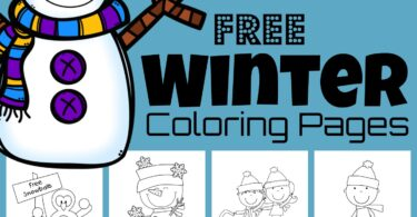 Kids will have fun decorating these super cute, winter coloring pages with crayons, markers, and colored pencils! From snowmen, penguins, snowballs, sledding, and more - we've got lots of fun winter coloring sheets to choose from. Simply download pdf file with free winter coloring sheets for toddler, preschool, pre-k, kindergarten, first grade, and 2nd grade students to colour this December, January, and February.