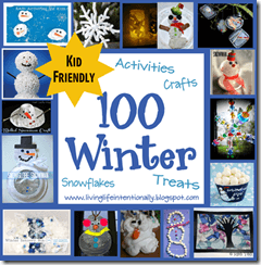 100 winter craft and kids activities