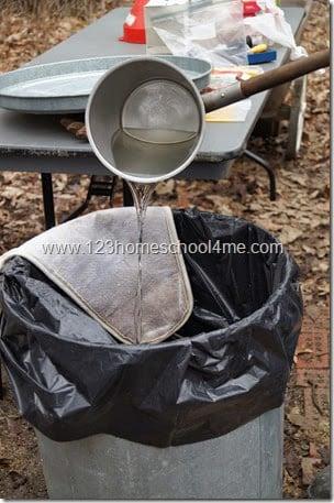 Homeschool Fieldtrip - How to make maple syrup