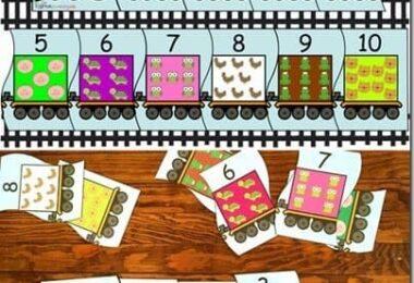 Train Number Puzzle
