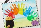 7 St Patricks Day Hand Art Crafts