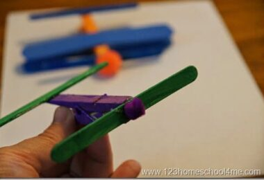 Simple Airplane Craft