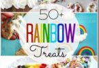 Rainbow Treats for Kids