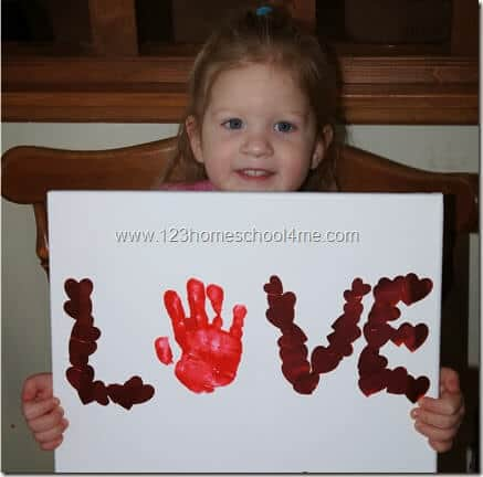 valentine-sticker-hand-art-project