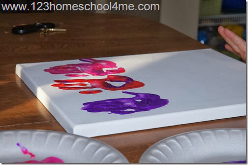 toddler ad preschoolers flower craft