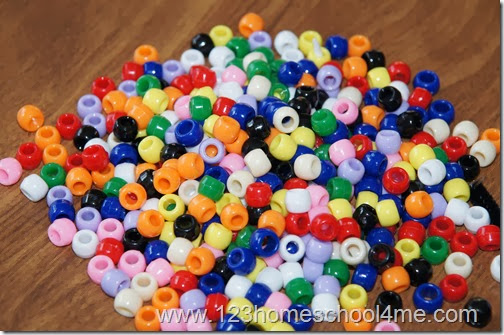 crafts using beads