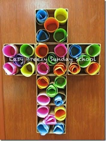 Prayer Cross Craft For Kids 123 Homeschool 4 Me