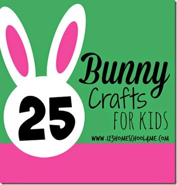 Spring crafts for kids great for easter