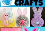 Today is the first day of spring! Hooray! That means it is time for some spring crafts for kids and very shortly, Easter crafts too. Today I wanted to share 24 super cute and creative Easter bunny crafts to get you started. These bunny craft preschool ideas are fun for young children from toddler, pre-k, kindergarten, and first grade.