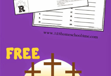 Easter Create A Word Spelling Activity
