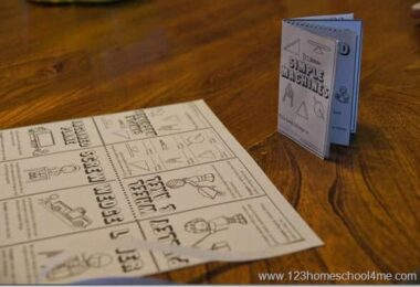 Free Simple Machines Mini Book