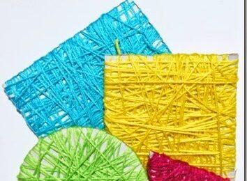 Shape Craft for Preschoolers