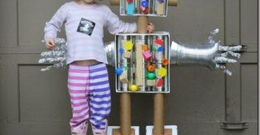 Build a Kid Size Robot!