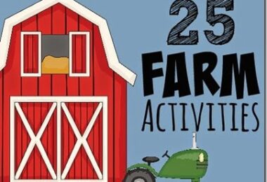 Farm Activities for Kids