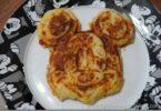 Loaded Potato Waffles