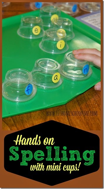 Looking for a fun hands on spelling activities for kids to practice their spelling words,you will love this idea! Thisspelling activities is perfect for kindergarten, first grade, 2nd grade, 3rd grade, and 4th grade students to practicespelling words from any list! Kids will get greatspelling practice as they build the words from their spelling list one letter at a time.