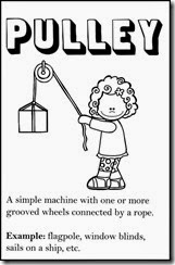 picture about Simple Machines Printable Worksheets titled No cost Easy Tools Booklet 123 Homeschool 4 Me