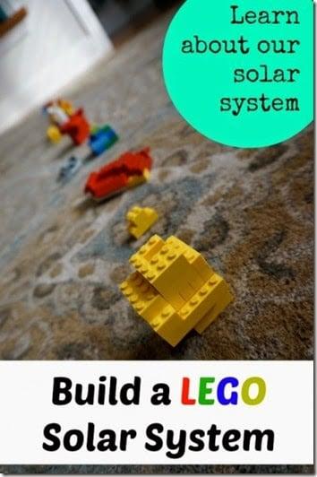 Lego Solar System