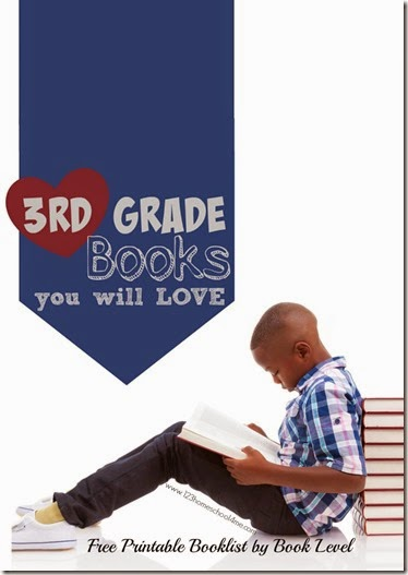 3rd Grade Books - A GREAT list with tons of really good books kids and parents alike will like!
