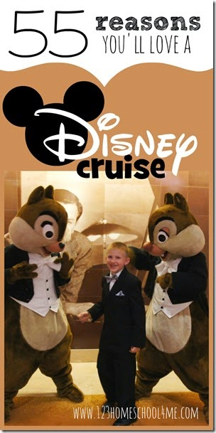 WOW! 55 Reasons you'll love Disney Cruises - So many things disney cruise tips, if Disney cruise is worth it, entertainment and more! Time to take disney cruise vacation!! #disneycruise #disneyvacation #disneycruisetips #familyvacation
