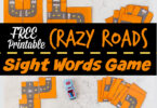 Kindergartners will have fun practicing primer sight words with this funfree sight word games for kindergarten and first graders. Crazy Roads is played sort of like dominoes where students match sight word roads with this engaing sight word activity that is great for improving reading skills! This sight words game kindergarten is also good for review with first graders.Simply download sight words printable pdf file with site words for kindergartenand you are ready to play and learn with afun sight word games for kindergarten online free.