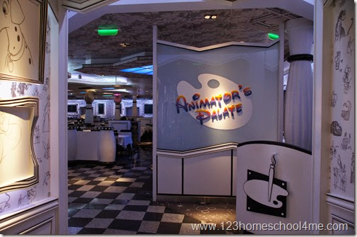 55 Reasons you will LOVE a Disney Cruise - animator's palate
