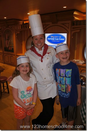 55 Reasons you will LOVE a Disney Cruise - fun family programs