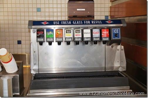 55 Reasons you will LOVE a Disney Cruise - FREE soda