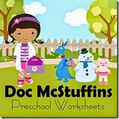 doc mcstuffins worksheets for kids