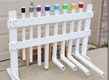 Make a PVC Xylophone