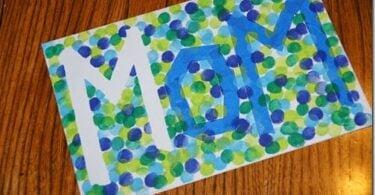 Beautiful Mothers Day Card Kids Make