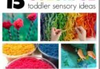 Rainbow Sensory Activities for Kids