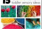Rainbow Sensory Activities for Kids