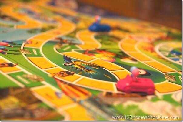 kids will have fun playing the game of life game