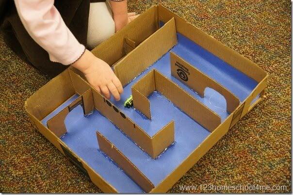 12 Maze Activities For Kids 123 Homeschool 4 Me
